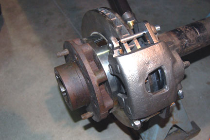 Wheels Manufacturing Axle #14 9x1x155mm Solid