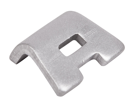 Trail Gear Weld-on Zip Tie Brackets - 10 Pack
