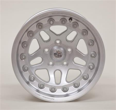 Hutchinson D.O.T. Beadlock Wheel, 17x8.5, 5x4.5 Bolt Pattern