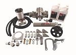 PSC Motorsports 95-02 Jeep TJ/XJ/YJ Extreme Duty Cylinder Assist Kit with Dana 60 Axle
