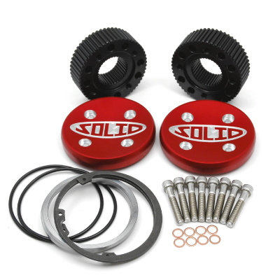 Solid Axle Industries 35 Spline Drive Flange Kit for D60