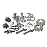 Solid Axle Industries 5 on 5.5 Front End Kit for D60