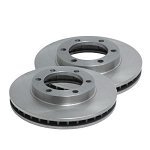 Solid Axle Industries D60 6 Lug Rotor (Pair)
