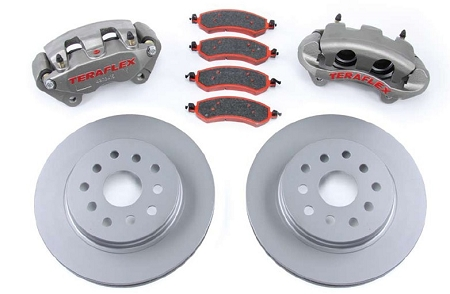 TeraFlex JK Front Big Brake Kit