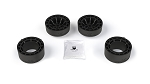 TeraFlex Jeep JLU 4 Door 1.5 Inch Performance Spacer Lift Kit No Shocks
