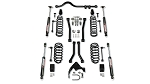 TeraFlex Jeep JK 2 Door Base 4 Inch Lift Kit w/ 9550 VSS Shocks