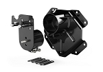 TeraFlexJeep JK/JKU Alpha HD Adjustable Spare Tire Mounting Kit
