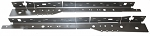 Iron Rock Off Road ZJ Unibody Frame Stiffeners (Center Section)