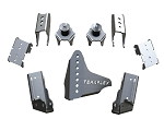 TeraFlex JK: CRD60 Rear Axle Bracket Kit