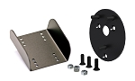 TeraFlex JK: Spare Tire Relocation Bracket & 3rd Brake Light Extension Bracket Kit