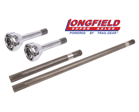 Longfield 30 Spline Birfield/Axle Kit (+5 Pickup/4Runner)
