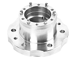 Trail Gear Solid Axle Hubs, Creeper Flange Style (Pair)