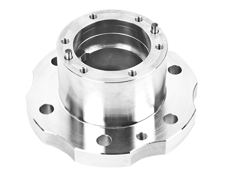 Trail Gear Solid Axle Hub, OEM Replacement