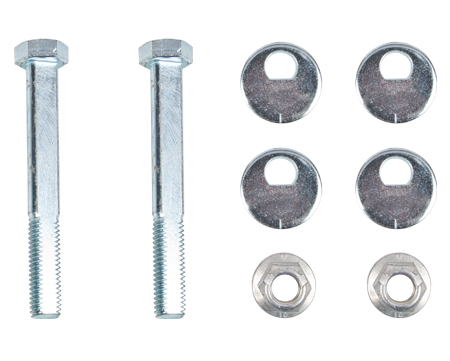 Trail Gear HD Jeep Front Cam Bolt Kit