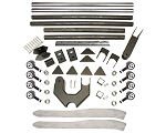 Trail Gear Trail-Link Suspension Kit, Rear (3 link Tacoma 1995.5-2004)