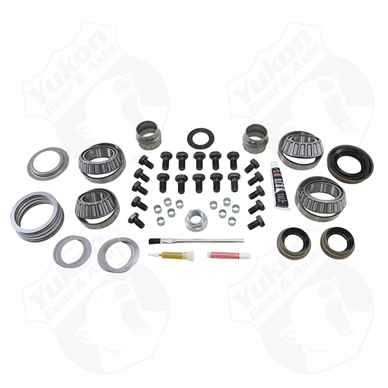 Yukon Master Overhaul Kit, New Toyota Clamshell Design Front Reverse Rotation
