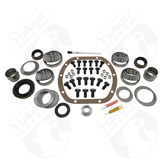 Yukon Master Overhaul Kit, '09 & Down Ford 8.8