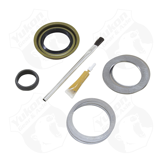 Yukon Minor Install Kit, Dana 80 (4.375