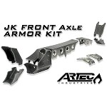 Artec Industries JK Front Axle Armor Kit