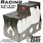 Artec Racing Quart Crate - 6 Qts, Brake, P/S, 2 Gallons