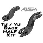 Artec Industries TJ/YJ Back Half Frame Kit