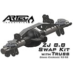 Artec Industries ZJ 8.8 Swap Kit with Truss for Grand Cherokee (93-98)