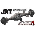 Artec Industires JK 1 TON - SUPERDUTY Rear Sterling Axle Swap Kit