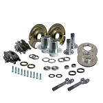 Solid Axle Industries 6 on 5.5 Front End Kit for D44