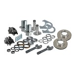 Solid Axle Industries 8 on 6.5 Front End Kit for D60