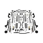 TeraFlex JKU 4-Door Alpine CT6 Suspension System (6
