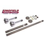 Longfield 30 Spline Birfield/Axle Super Set (FJ 60) Gun Drilled