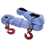 Smittybilt 8,000 Pound XRC Synthetic Winch Rope, 100Ft Length