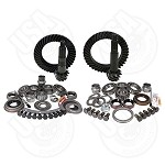 USA Standard Gear & Install Kit Package, Jeep TJ, Dana 30 Front/Dana 44 Rear, 4.88 Ratio