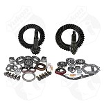 Yukon Gear & Install Kit Package, Reverse Rotation Dana 60 Front/'88 & Down GM 14T Rear, 5.13 Ratio Thick