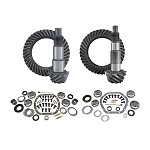 Yukon Gear & Install Kit Package, Jeep JK Non-Rubicon, 4.56 Ratio