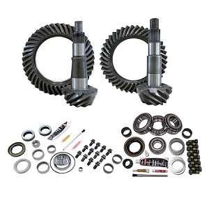 Yukon Gear & Install Kit Package, 2003-2011 Ram 2500 and 3500, 4.11 Ratio
