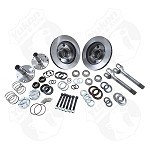 Daves Offroad Supply Spin Free Locking Hub Conversion Kit for Dana 44